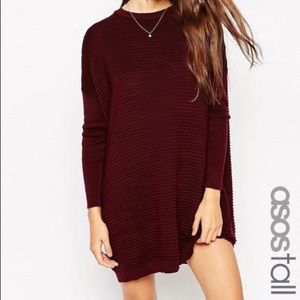 BNWT ASOS chunky sweater dress